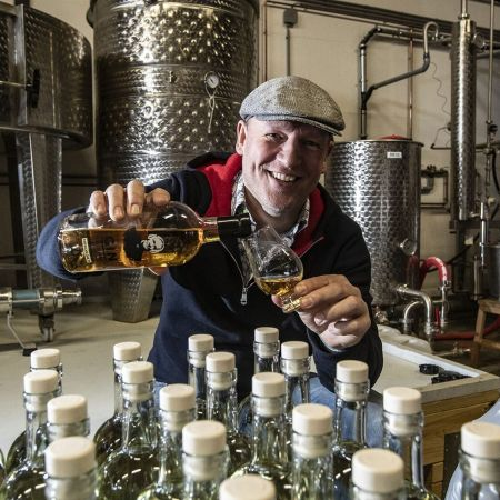 Jenever deventer ondernemer whiskey
