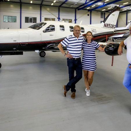 Kempen airport familie bedrijf eindhoven
