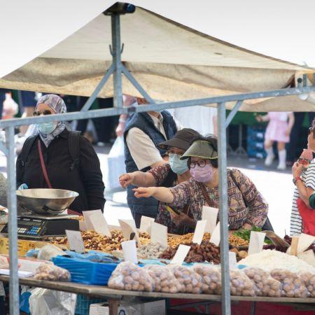 Lokale markten online markt producten naar rotterdam binnenrotte 1