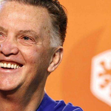 Louis van gaal leiderschap oranje bondscoach