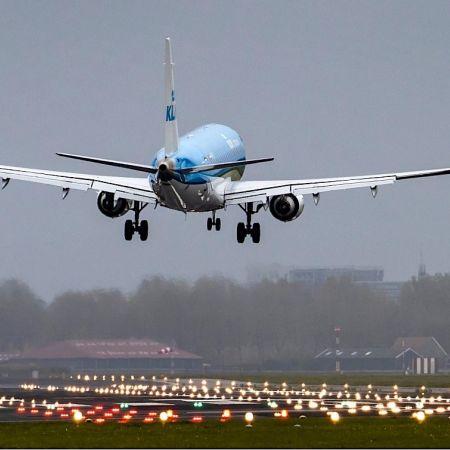 Luchtverkeer luchtvaart coronacrisis vliegverkeer reizen