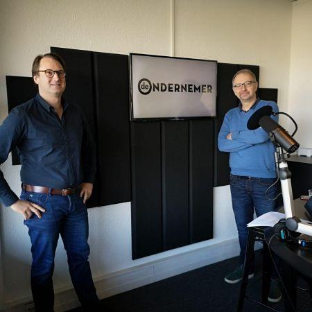 Mastercard jan willem van der schoot podcast