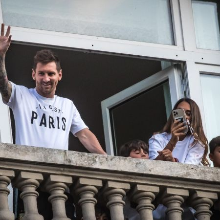 Messi shirt parijs psg