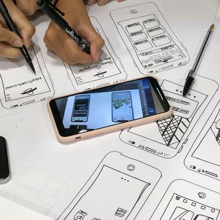 Michel krechting dossier yepp design ondernemers