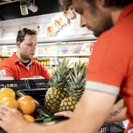 Omzet supermarkt spar stijging