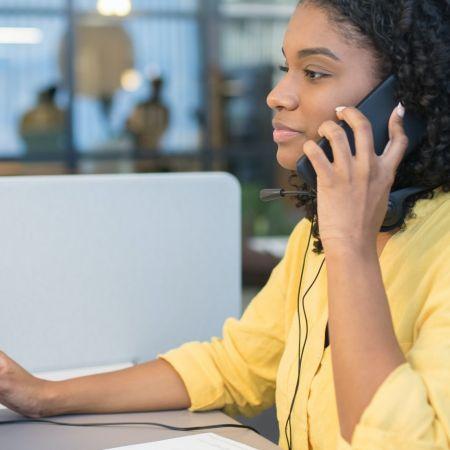 Ondernemer veilige online werkplek