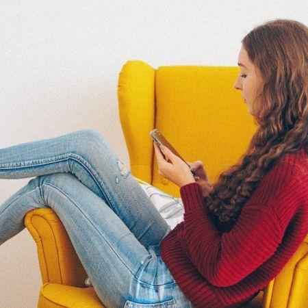 Online shopper consument laura chouette unsplash