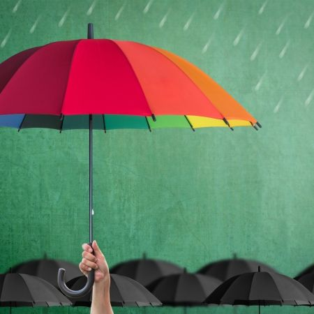 Paraplu regen verzekering