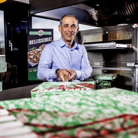 Phillippe vorst new york pizza