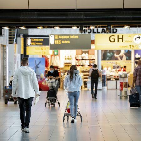 Reizen reissector branche ANVR vakantie code geel oranje corona
