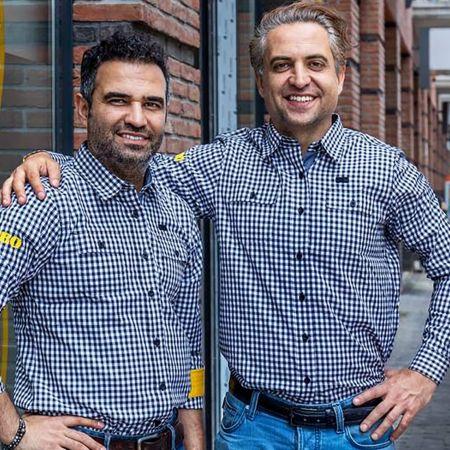 Sajjad david filiaal houder utrecht jumbo supermarkt