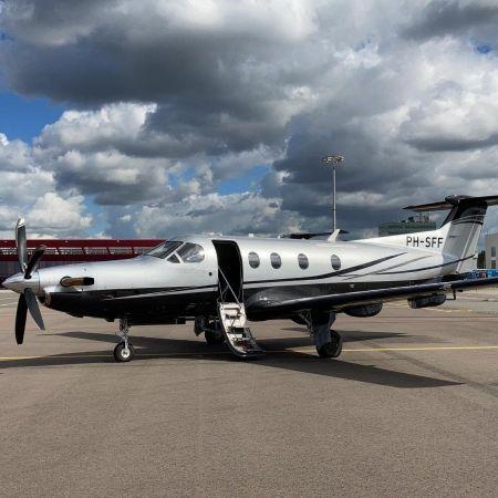 Silver flight vliegmaatschappij duurzaam 1