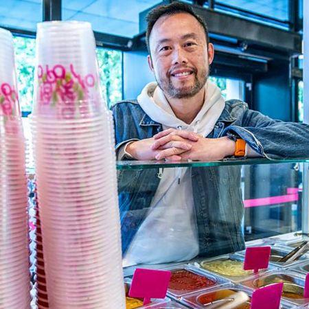 Teebar ondernemer wing chung li yoyo