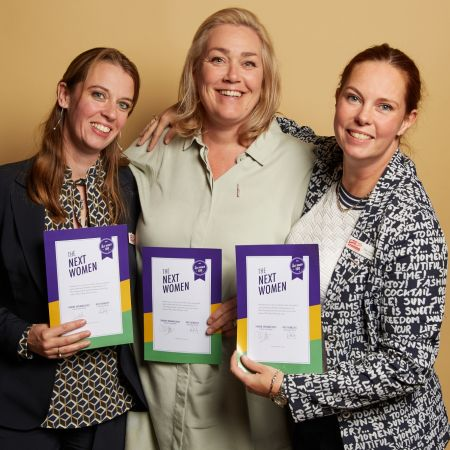 The next women 100 ondernemers