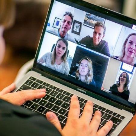 Thuiswerken online kwetsbaar bedrijven