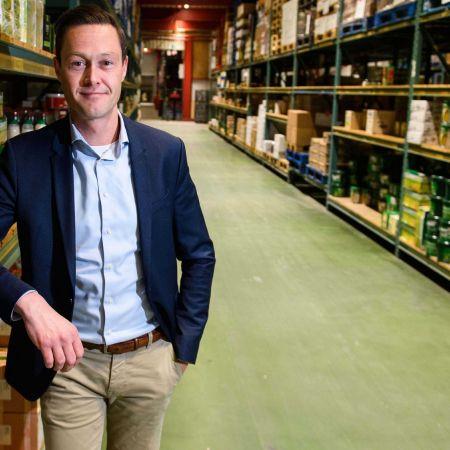 Tom van zwol bidfood sales verbetering commerciele revolutie