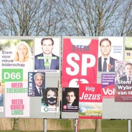 Verkiezingen 2021 tweede kamer maart