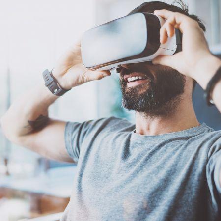 Virtual reality vr bedrijf ondernemers freek teunen