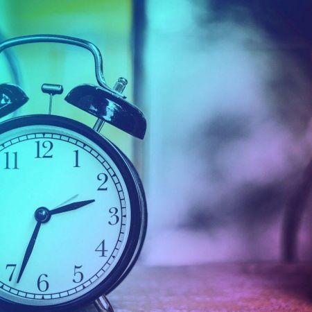 Wekker klok dagritme thuiswerken