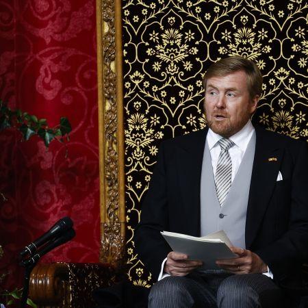 Willem alexander troonrede prinsjesdag 2020