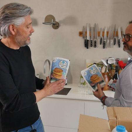 Willem kors leentjes poederpret cor hospes broodje verhaal