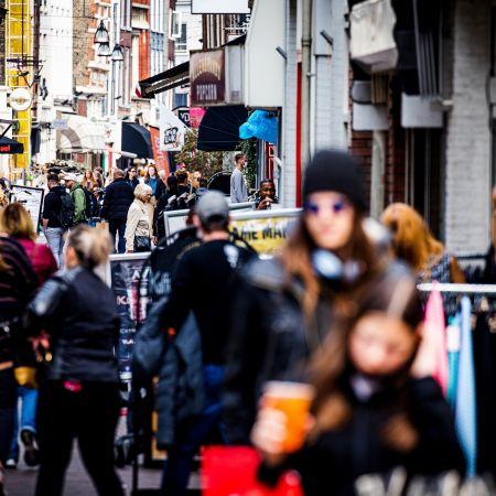 Winkelstraat dordrecht inretail versoepeling winkelen
