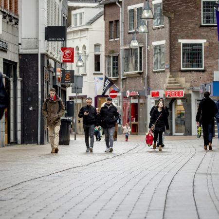 Winkelstraat tilburg corona