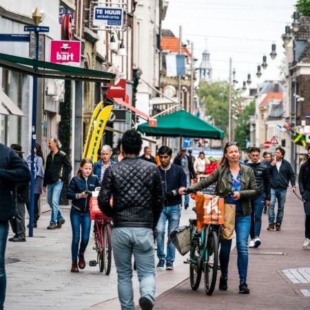 Winkelstraat winkelen denbosch corona