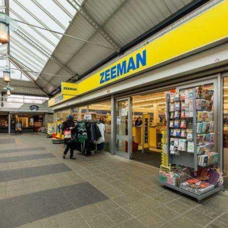 Zeeman retail winkel