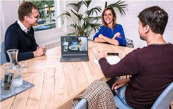 Emilie tabor thinkbook lenovo laptop ondernemer influencer
