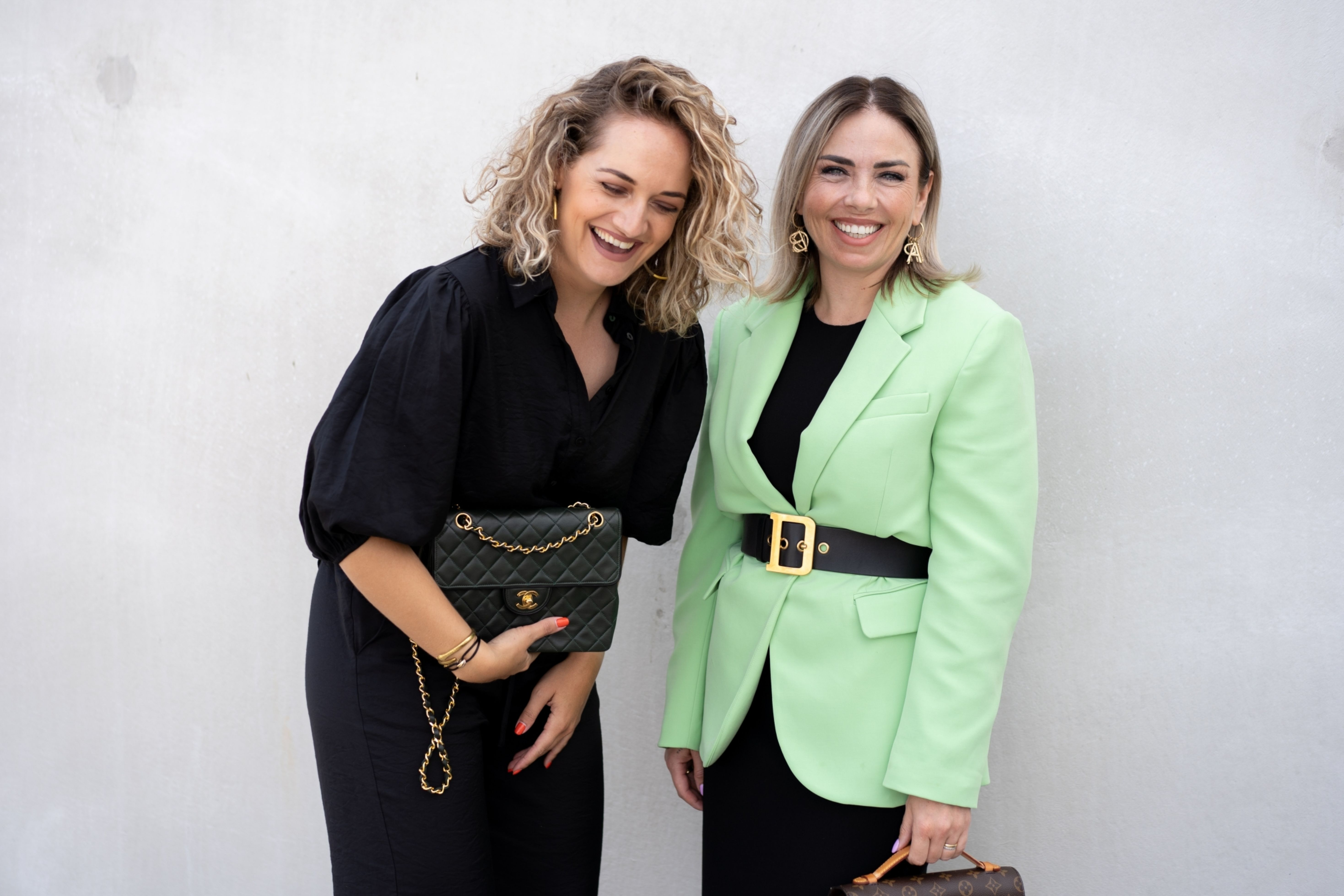 Touched vintage tassen design beleggen investeren retail mode Naaldwijk