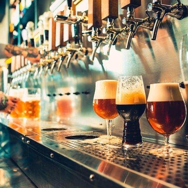 Bier brouwers horeca omzet daling nachthoreca corona