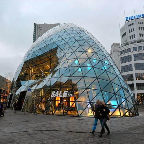 Eindhoven blob square