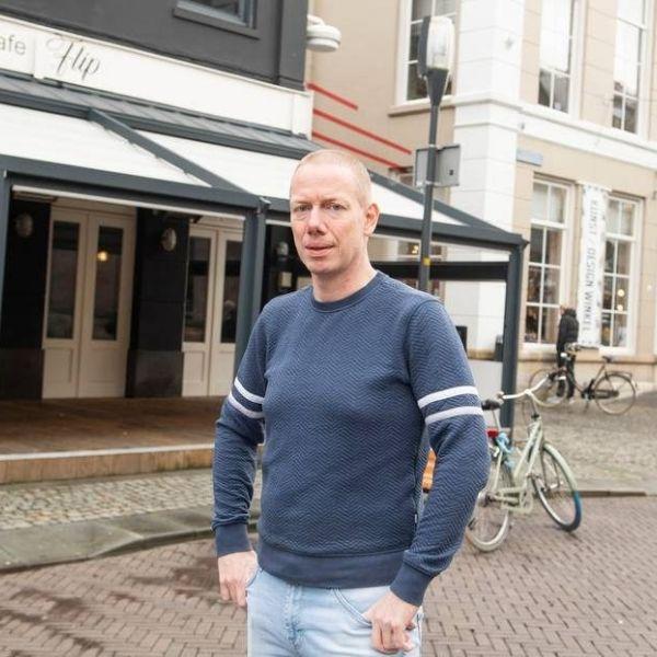 Horecaondernemer Tom Kuijpers