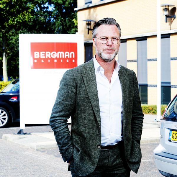 Johnny De Jong Bergman vk