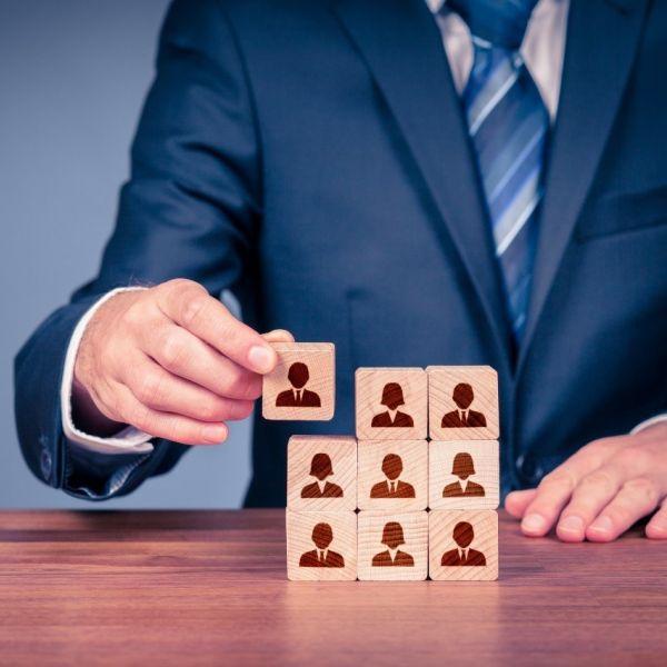Personeel recruiter hrm square