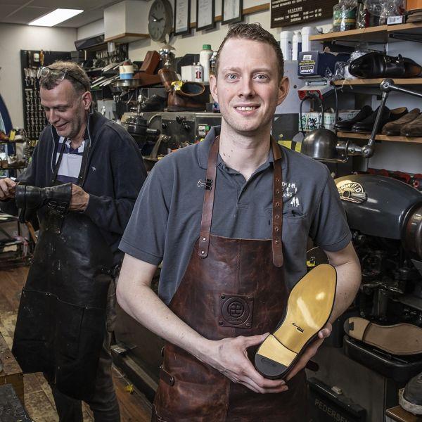 Theo Frijn schoenmaker beste