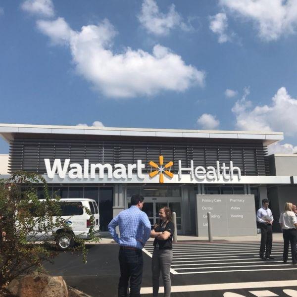 Walmart Health retail gezondheidszorg