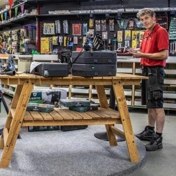 Winkelier jaar bouwhal zwolle retail tegel