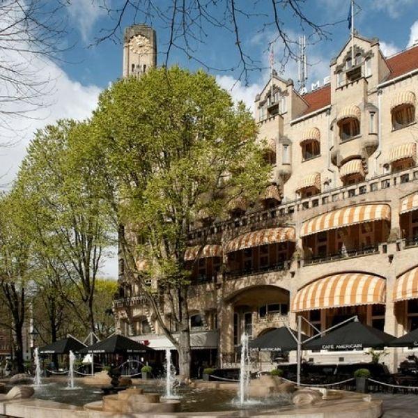 American hotel eden amsterdam corona