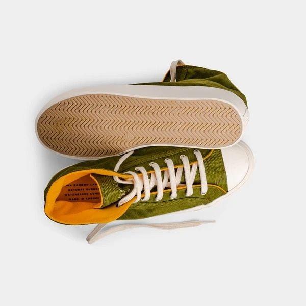 Bamboe schoenen