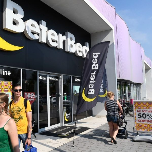 Beter bed retail