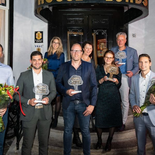 Exact awards winnaar 1