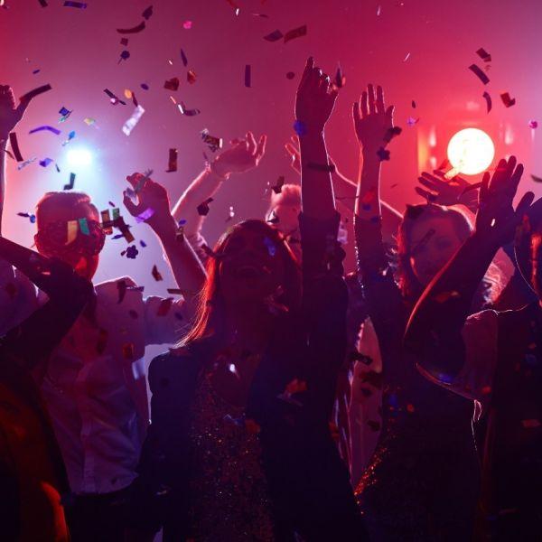 Feest party nachthoreca disco