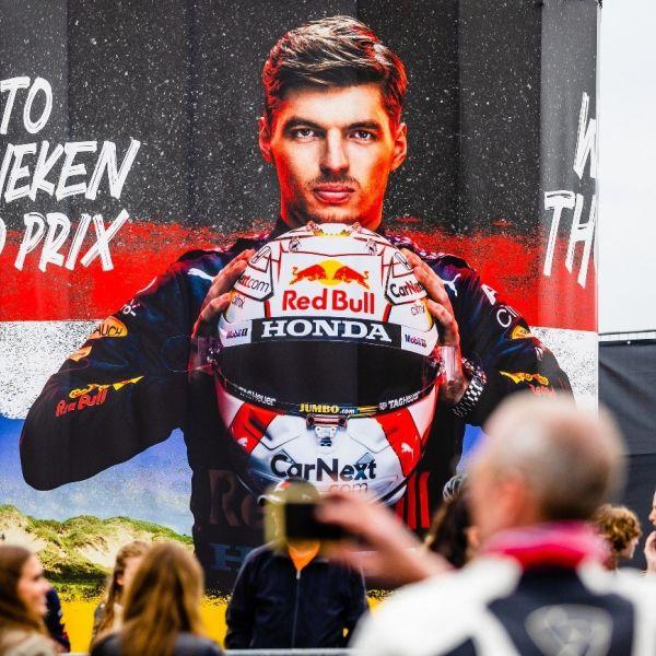 Max verstappen gp zandvoort formule1 2021