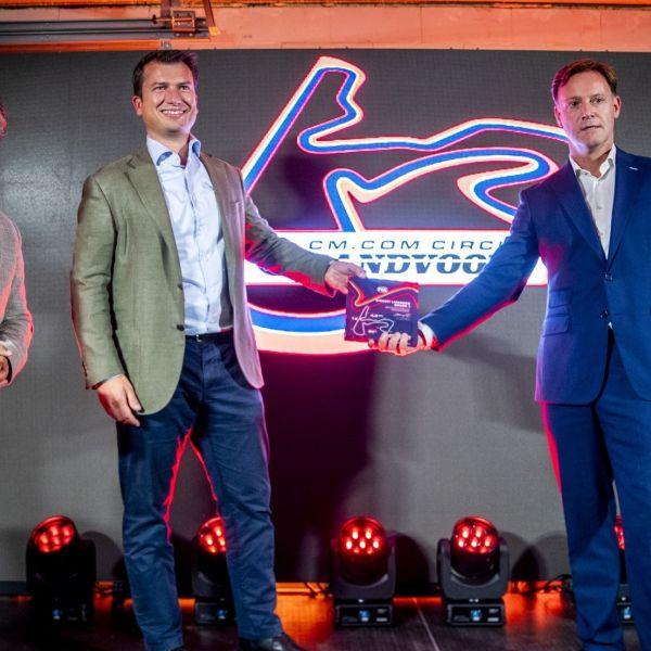 Sponsor deal zandvoort formule1 cm com