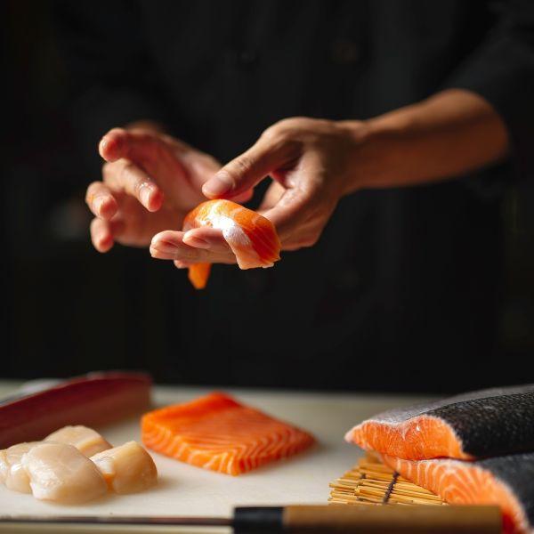 Sushi restaurant groei