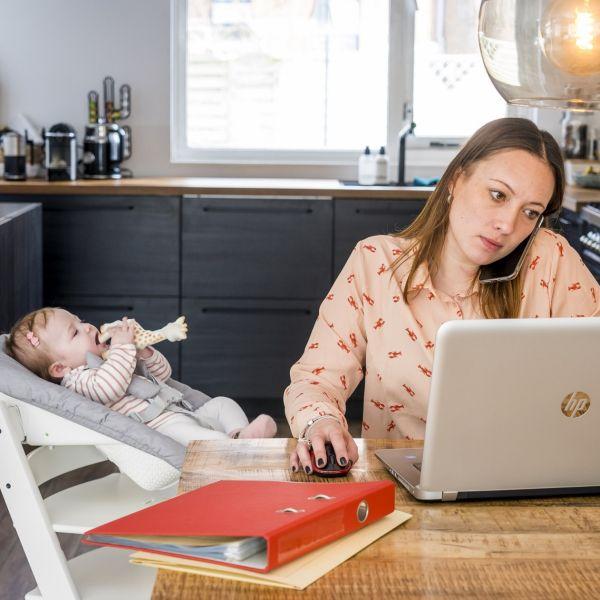 Thuiswerken na corona verplicht kantoor andere baan