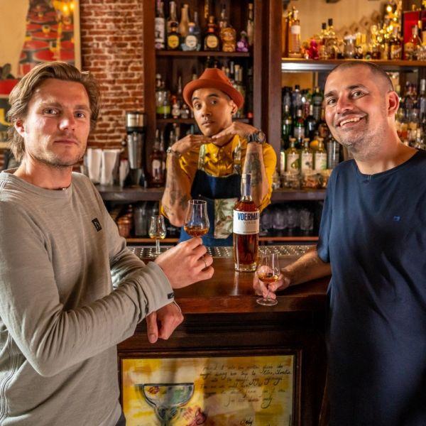 Voerman vieux ondernemers bar