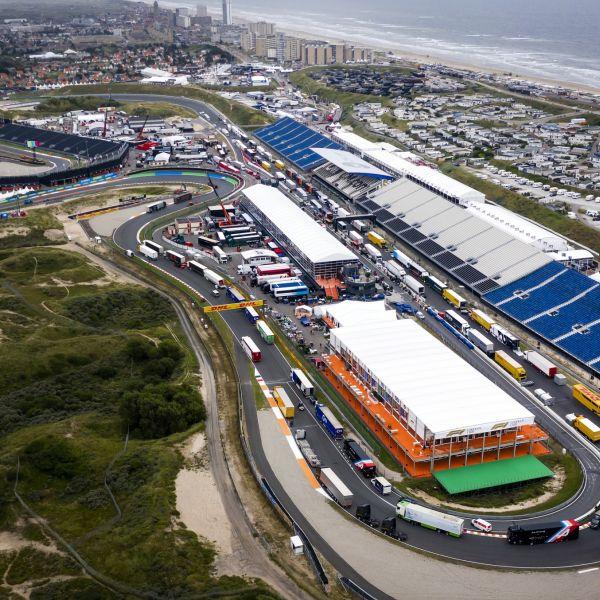 Zandvoort grand prix anp 2021